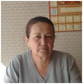 ТЕРЕХОВА Любовь Антоновна Комендант общежития