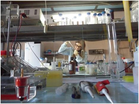 Лаборатория функциональной геномики и клеточного стресса Института биофизики клетки РАН