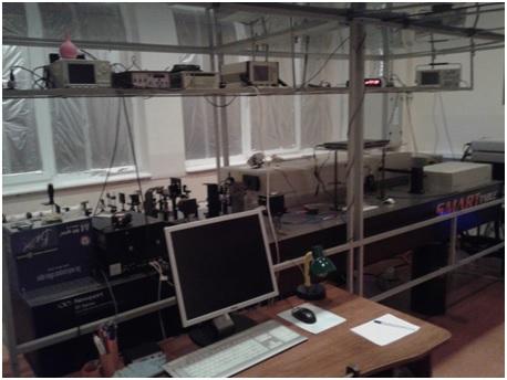 Лаборатория первичных процессов фотосинтеза Института фундаментальных проблем биологии РАН